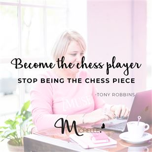 NIEUWE BLOG: Become the chess player and stop being the chess piece