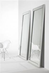 ronde spiegel op maat over sanitair