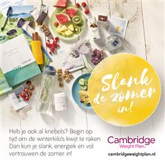 Afslankcoach Marika - Cambridge Weight Plan in Almere foto 2
