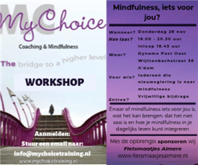 MyChoice Training in Almere foto 1