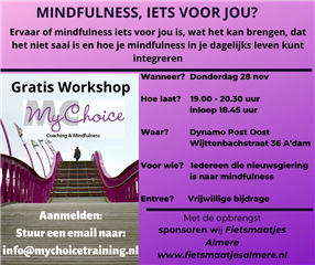 MyChoice Training in Almere foto 2